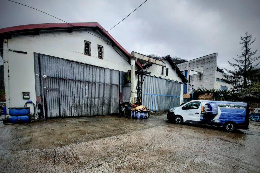 Foto de edificio de Nautika Kantauri, Gestión y mantenimiento para barcos y embarcaciones