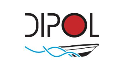 Logotipo de Dipol en color