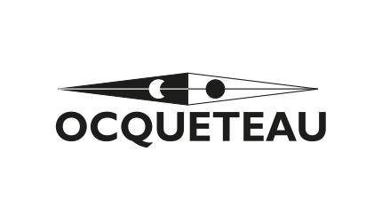 Logotipo de ocqueteau en color