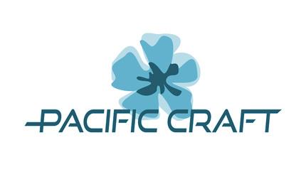 Logotipo de Pacific Craft en color