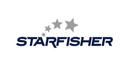 Logotipo de Starfiher en color