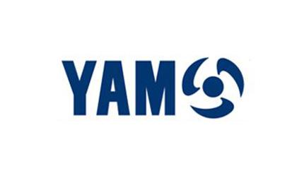 Logotipo de Yam en color