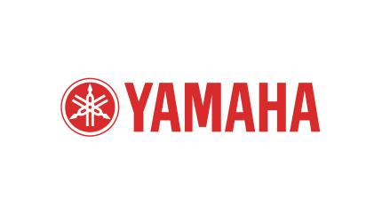 Logotipo de Yamaha en color